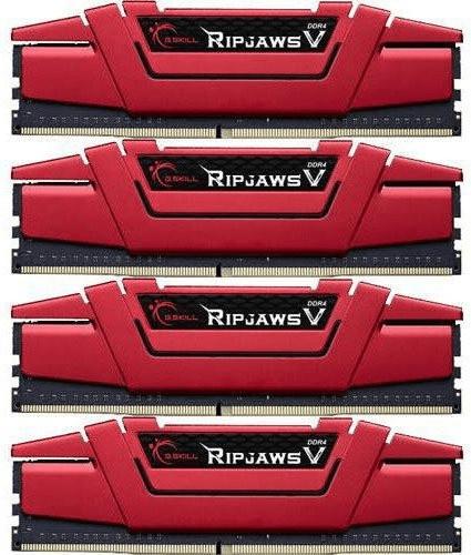 G.SKill Ripjaws V 32GB Kit DDR4-2800 CL15 (F4-2800C15Q-32GVRB)