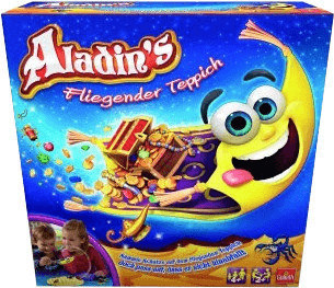 Aladin's Fliegender Teppich