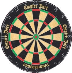 Empire Dart Bristle Dartboard Empire Dart