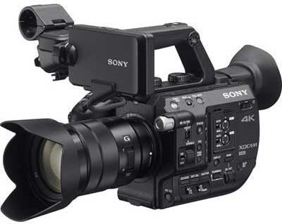 Sony PXW-FS5 + 18-105mm