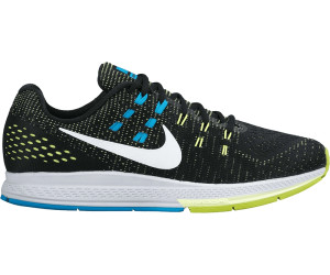 quality design 1c77c 900f5 ... running shoes 806584 500 14d41 56a6d  shop nike air zoom structure 19  black white volt blue lagoon ca473 1ade5