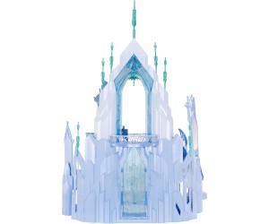 mattel le palais de glace delsa au meilleur prix sur idealofr