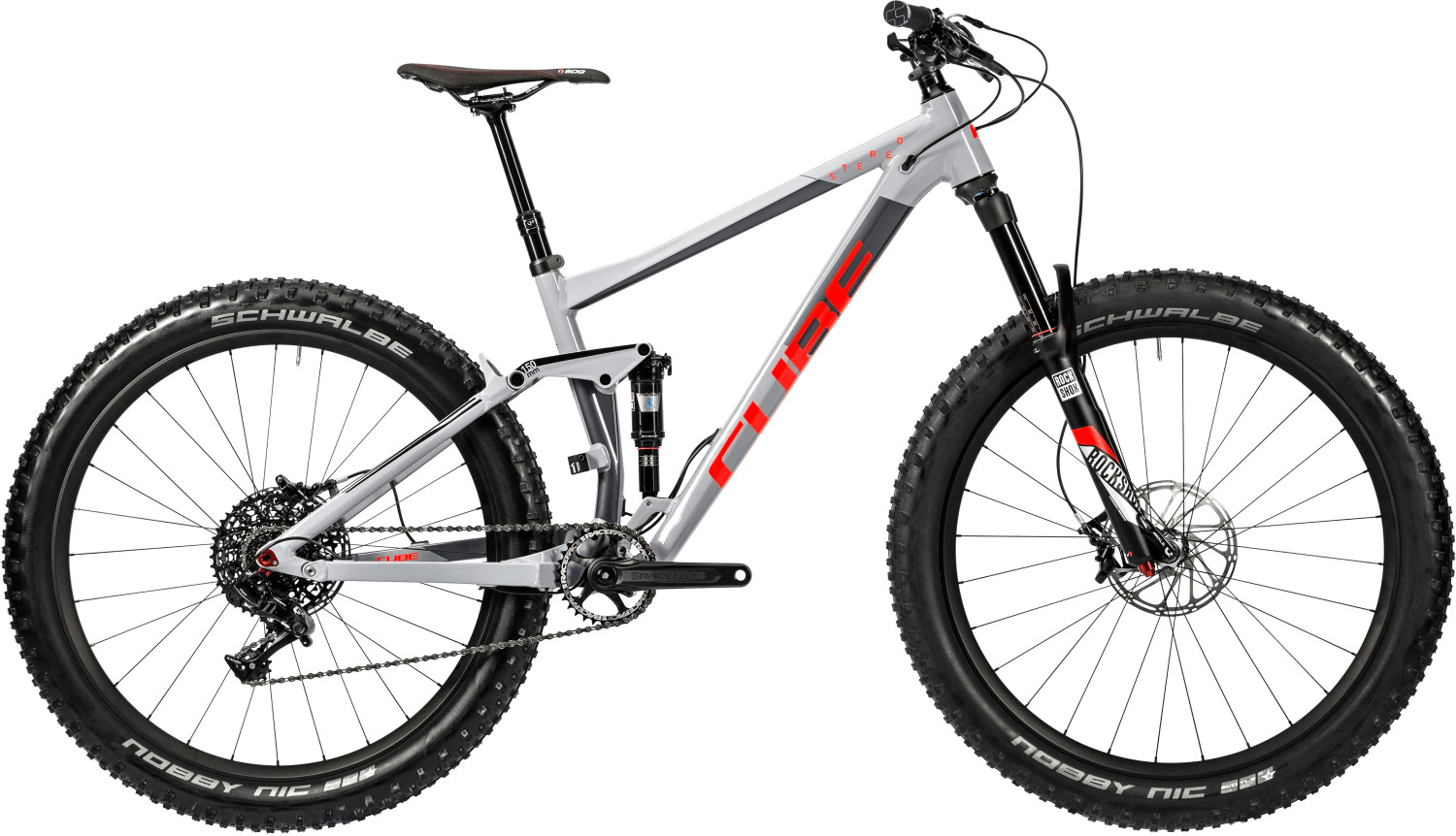 Cube Stereo 150 HPA Race (27.5+) (2016)