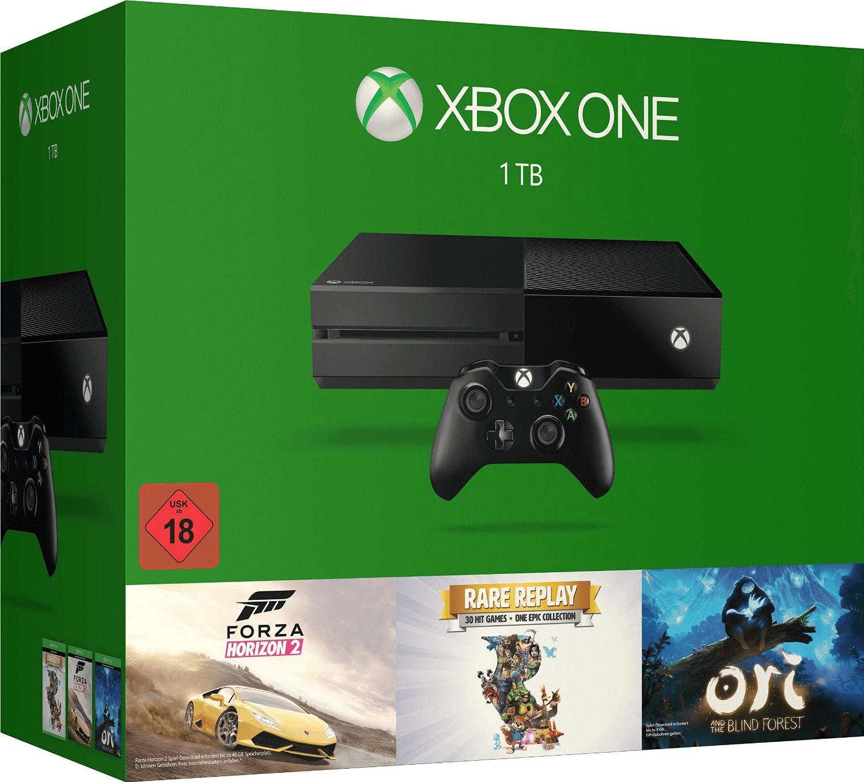 Microsoft Xbox One 1TB + Forza Horizon 2 + Rare...