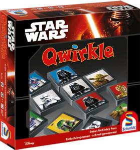 Schmidt-Spiele Qwirkle - Star Wars