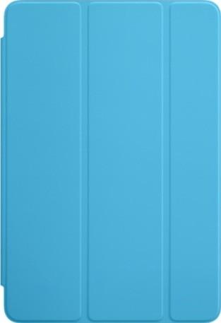 Image of Apple iPad mini 4 Smart Cover blue (MKM12ZM/A)