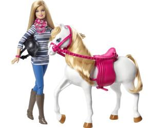 barbie mit pferd