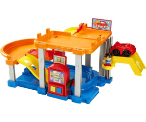 Little People Garage : Little people parking garage the fisher price little people