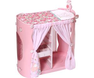baby annabell 2in1 schrank wickeltisch pink ab 56 90 preisvergleich bei. Black Bedroom Furniture Sets. Home Design Ideas