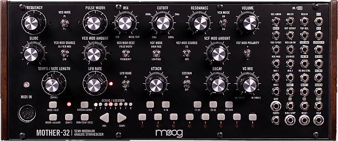 Image of Moog Mother-32