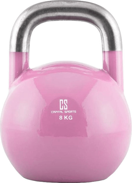 Capital Sports Compket 8kg Competition Kettlebell