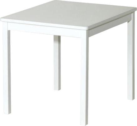 Ikea KRITTER Tisch weiß