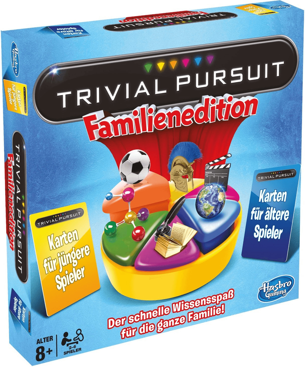 Hasbro Trivial Pursuit Familienedition (73013594)