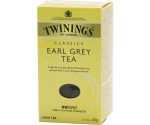 Twinings Classics Earl Grey Tea lose (200g)