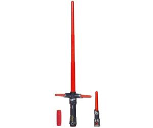 HASBRO  Star Wars  KYLO REN  Elektronisches Lichtschwert   NEU/&OVP  C1440