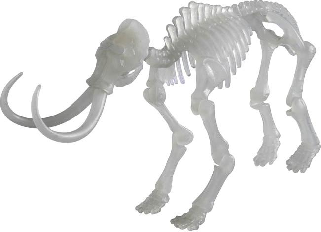 Kosmos Nachtleuchtendes Eis-Mammut