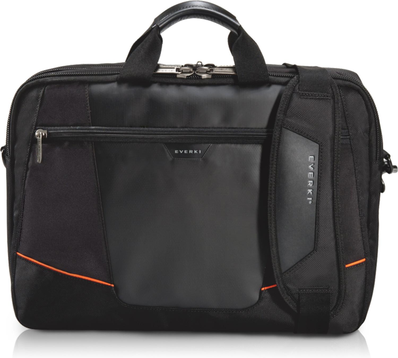"""Image of Everki Flight Laptop Bag 16"""" black"""