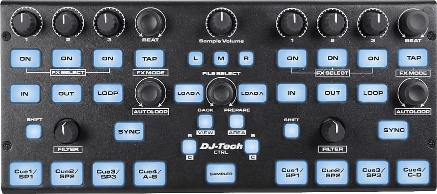 Image of DJ-Tech CTRL
