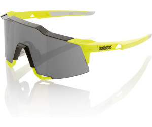 100% Speedcraft (SL) smoke neon yellow