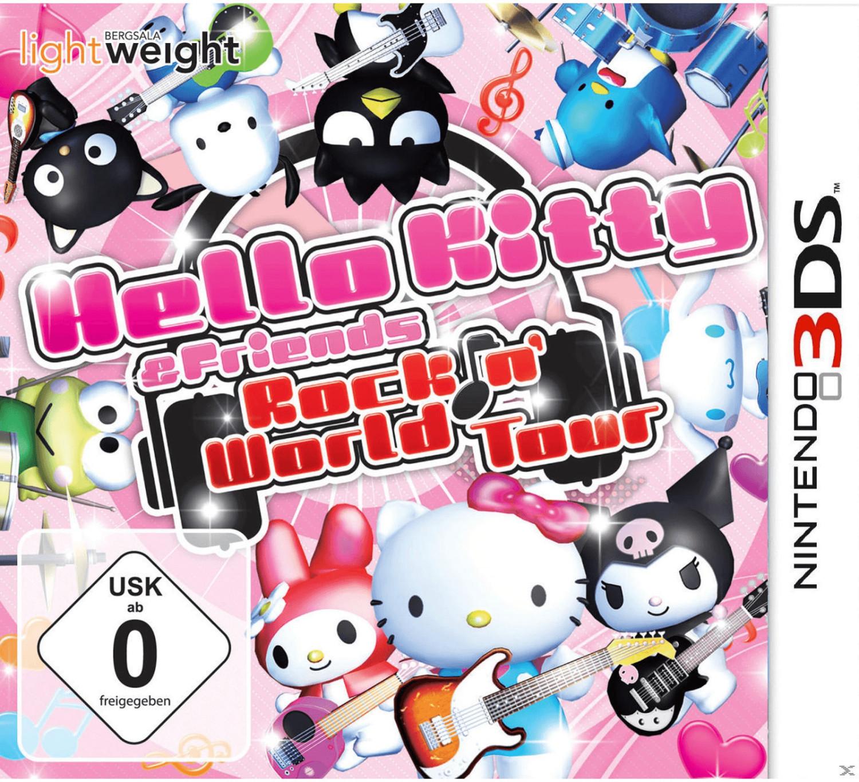 Hello Kitty & Friends: Rockin´ World Tour (3DS)