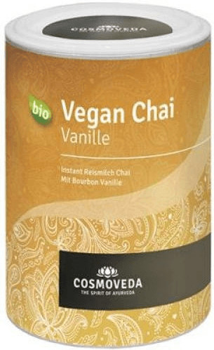 Cosmoveda Instant Vegan Chai Vanilla (200g)