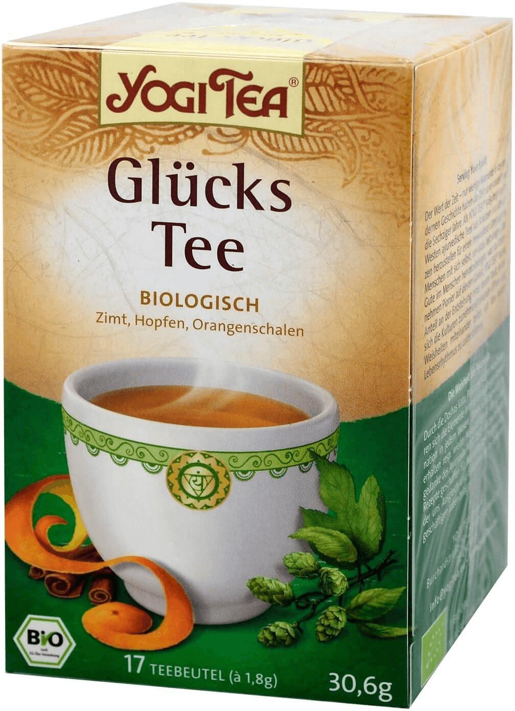 Yogi Tea Glückstee (17 Stk.)