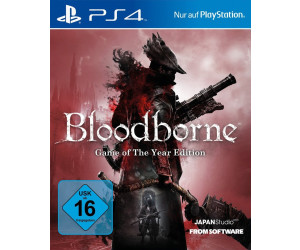idealo DE Bloodborne: Game of the Year Edition (PS4)