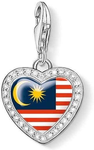 Thomas Sabo Herz Malaysia (1184-628-7)