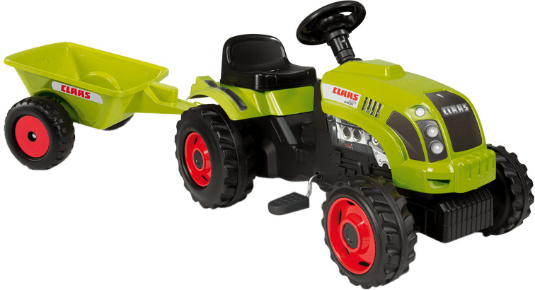 Smoby Claas GM Tractor (710107)