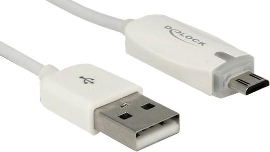 DeLock Daten- und Ladekabel USB (83604)