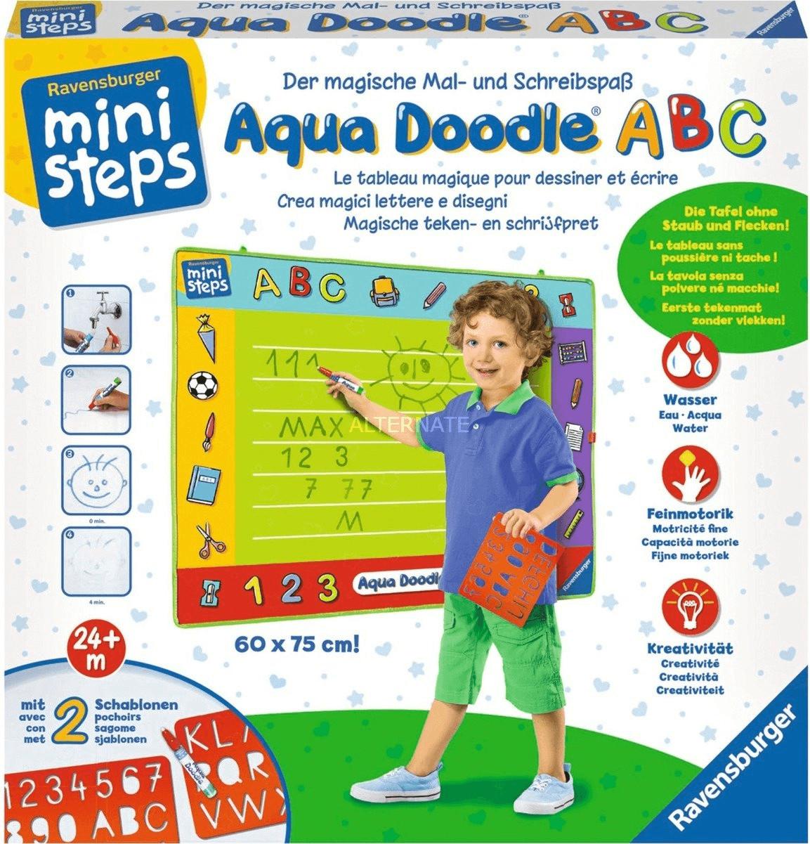 Ravensburger Aqua Doodle ministeps ABC