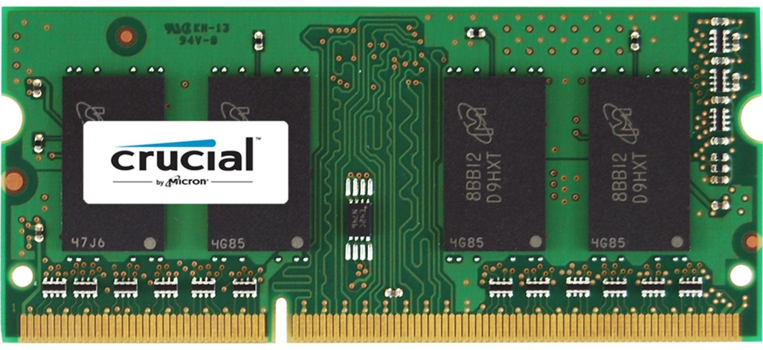 Image of Crucial 16GB DDR3-1600 (CT204864BF160B)