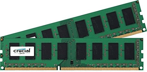 Image of Crucial 16GB Kit DDR3-1866 (CT2K102464BD186D)