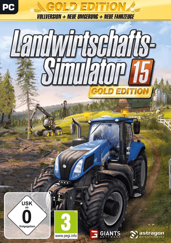 Landwirtschafts-Simulator 15: Gold Edition (PC)