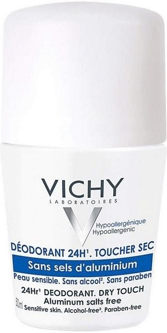 Vichy Deodorant Roll-On (50 ml)