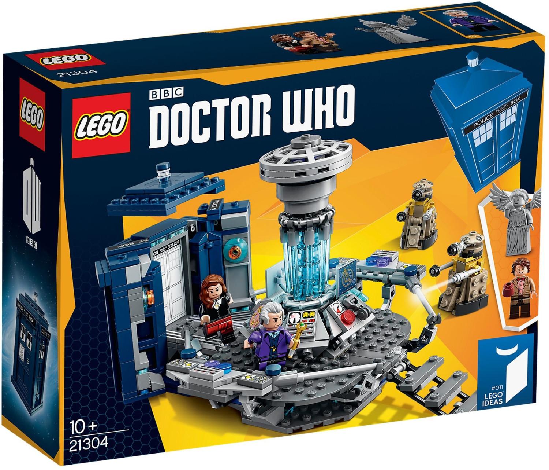 LEGO Doctor Who (21304)