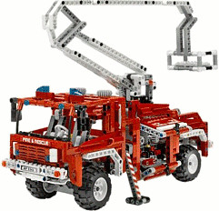 LEGO Technic - Camión de bomberos (8289)
