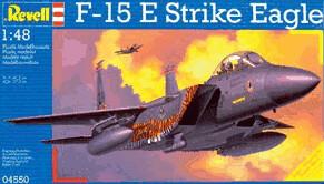 Revell F-15 E Strike Eagle (04550)