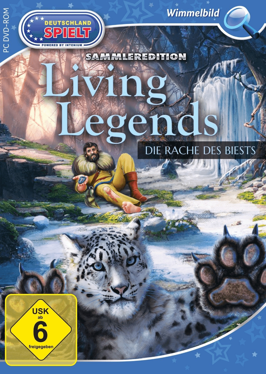 Living Legends: Die Rache des Biests (PC)
