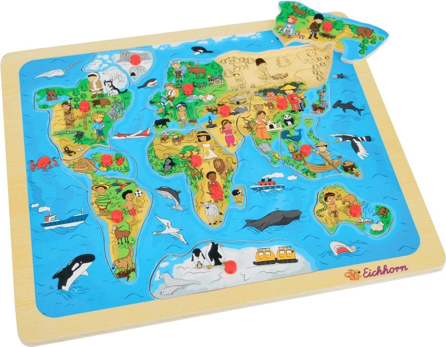 Eichhorn Weltkarte (100005450)