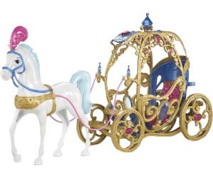 Mattel disney princesas la carroza de cenicienta desde - Carroza cenicienta juguete ...
