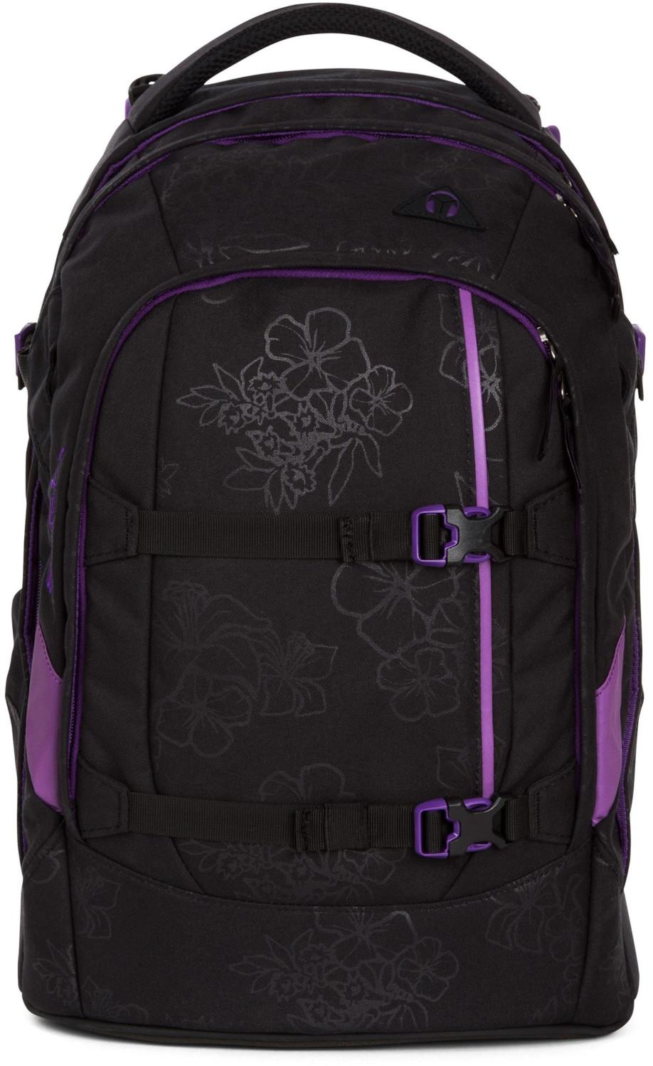 d7debe6a983c8 ergobag Satch Pack Purple Hibiscus ab 79