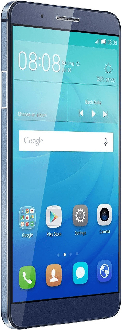 Huawei ShotX Polar Isle blue