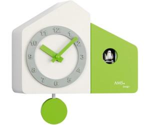 AMS 5928 Horloge Coultre BADUHR badezimmeruhr Funk noir étanche