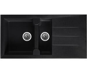 Favorit Respekta Alineo 100x50cm schwarz ab 123,93 €   Preisvergleich bei RK02
