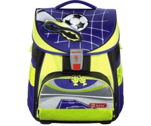 Step by Step Comfort DIN Schulranzen-Set 4-tlg Top Soccer top soccer din