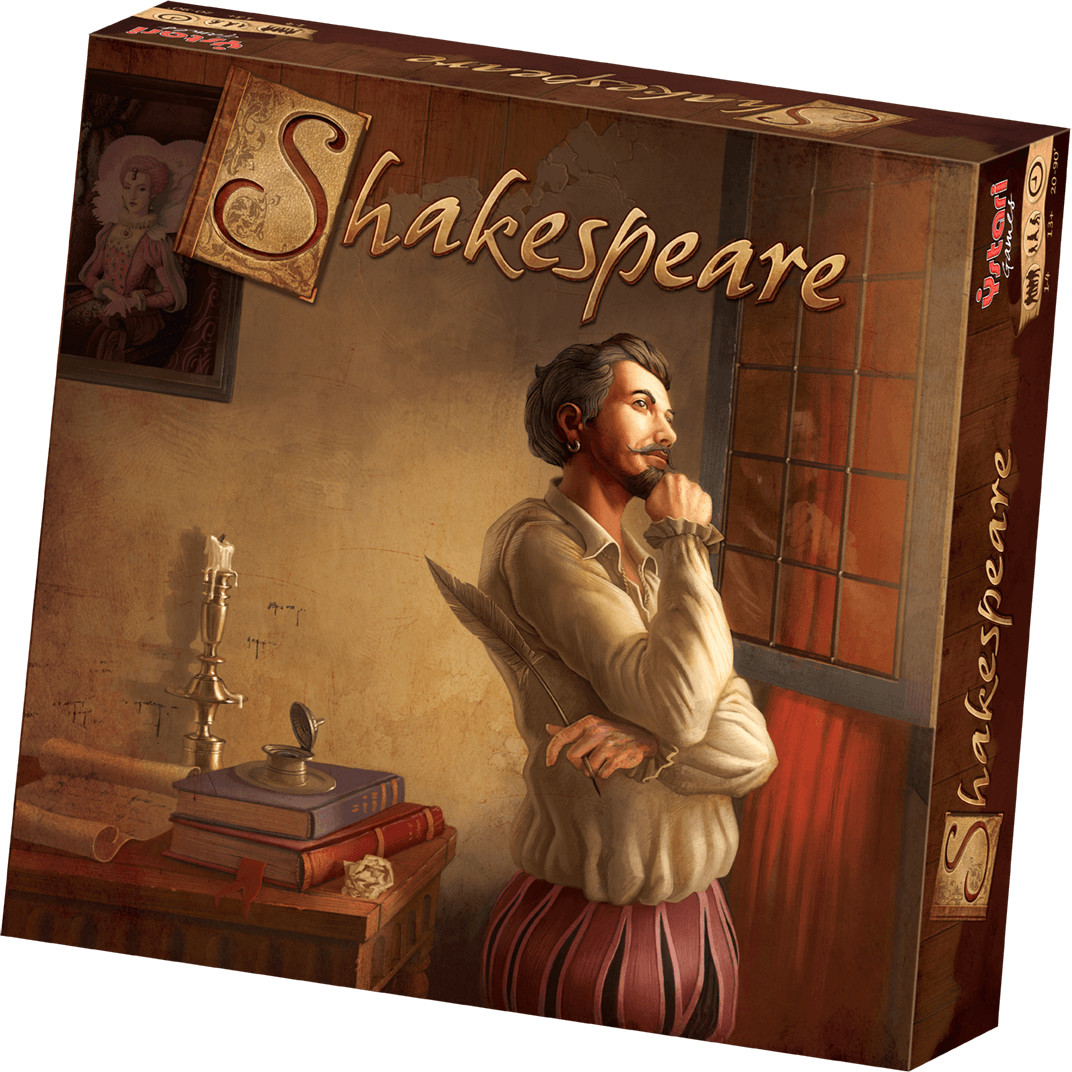 Ystari Games Shakespeare