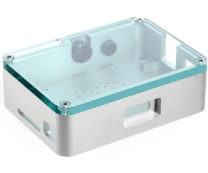 Image of Anidées Raspberry Pi Case silver