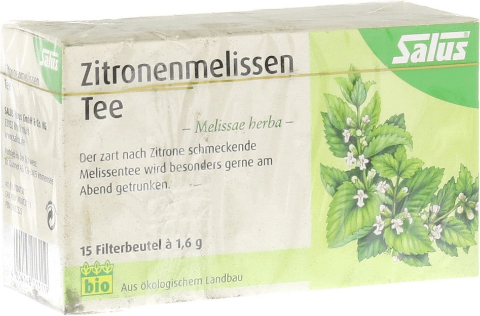 Salus Pharma Zitronenmelissen Tee (15 Stk.)