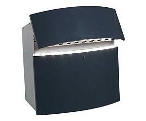 safepost briefkasten 124 led ab 99 90 preisvergleich. Black Bedroom Furniture Sets. Home Design Ideas